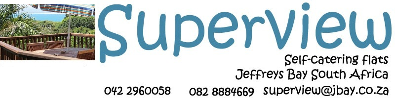 Superview Self-Catering Flats - Jeffreys Bay - Supertubes